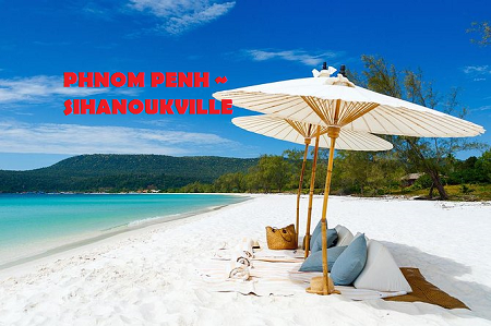 Promo picture 4 DAYS 3 NIGHTS PHNOM PENH & SIHANOUKVILLE FULLBOARD